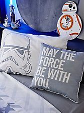 Star Wars May The Force Be With You Throw Pillow,