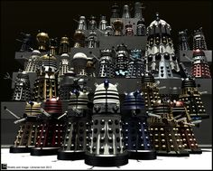 Very sadly, Ray Cusick - the man who designed the Daleks - passed away last week. His work in creating one of the most iconic bits of design work in Tel. Doctor Who Craft, Doctor Who Dalek, Classic Doctor Who, The Rouge, Second Doctor, Sci Fi Comics, Roman History, British Actors, Dr Who