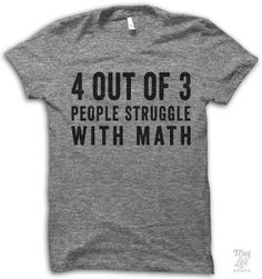 One of the smarter kids in my class has this shirt (smart and fat)
