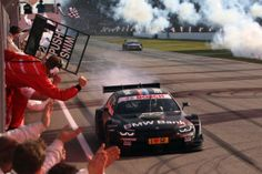 DTM: BMW elated with dream comeback as Spengler wins 2012 title