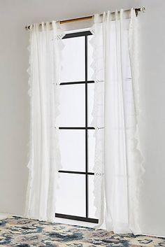 Embroidered Jivira Curtain