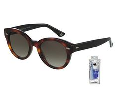 Gucci 3745/S Round Sunglasses Bundle-2 Items