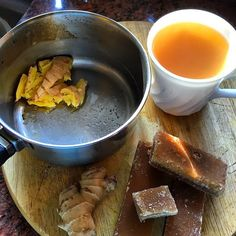 Organic Olivia :: Why You Should Drink Ginger Tea Every Morning