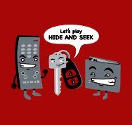 Let's Play Hide And Seek