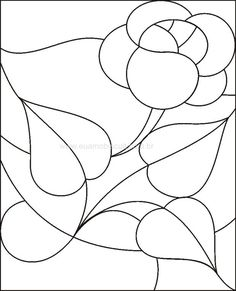 or a stained glass quilt Stained Glass Quilt, Stained Glass Flowers, Faux Stained Glass, Stained Glass Designs, Stained Glass Projects, Stained Glass Patterns, Mosaic Patterns, Mosaic Art, Mosaic Glass
