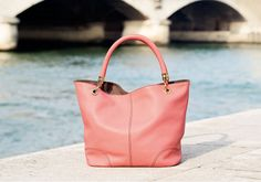 Nouveau colori Sac cabas Lancel. Collection Printemps Eté 2014