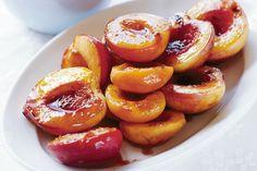 Brown sugar marsala fruits