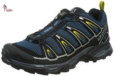 Salomon - X Ultra 2 - , homme, multicolore (fjord/black/ray), taille 42 - Chaussures salomon (*Partner-Link)