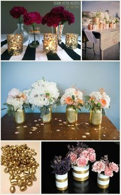 Tips to Create a Glamorous Wedding on a Small Budget
