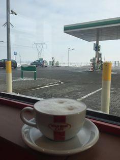 Coffee and Somewhere near Lublin