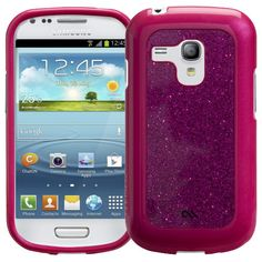 Fundas brillantes de Case-Mate para tu Galaxy S3 mini