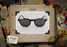 1960's www.ateliereyewear.com #glasses #style #luxury