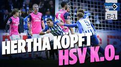 Hertha BSC gegen Hamburger SV - Bild.de