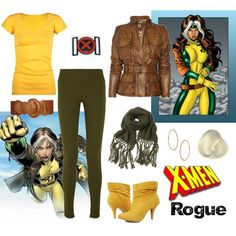 Rogue rogue costume rogues and costumes a fashion look from september 2011 featuring full tilt t shirts belstaff jackets and solutioingenieria Gallery