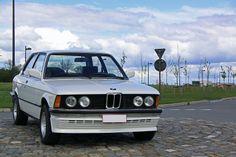 1983 BMW E21