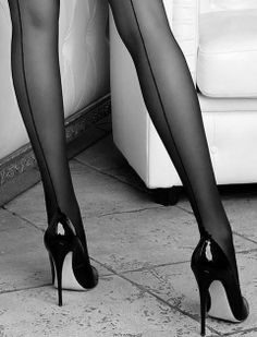 Need stockings been wanting some with this back seam for years