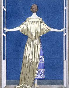 1921, Paul Poiret