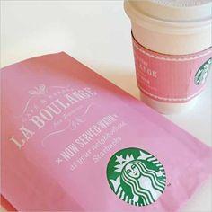 La Boulange launch in Starbucks!