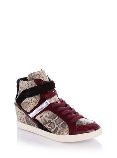 Perina Animalier Sneaker   GUESS.eu
