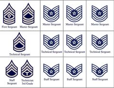 US Air Force Enlisted Grade Timeline, Civil Air Patrol, Us Air Force, World History, Us Army, Armed Forces, Weapon, Evolution, Goats, Military