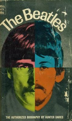My first hard cover Beatles book - it is a classic for every Beatle Fan!