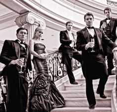 The Vampire Diaries: The CW prépare un pilote pour The Originals - TVQC | TVQC