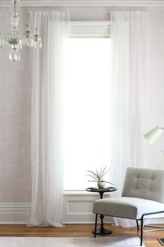 Curtains complete a room. They help control the light, lend privacy and warmth, affirm your style, and add texture and color. Maximize their benefits with these guidelines and make your window treatments the most they can be.