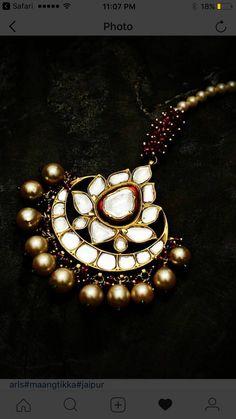 Sagar Jewellers Indian Wedding Jewelry, Bridal Jewelry, Head Jewelry, Fine Jewelry, Maang Teeka, India Jewelry, Wedding Earrings, Lockets, Gold Bangles