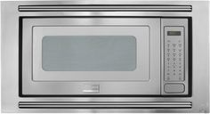 Frigidaire FPMO209KF 2.0 cu. ft. Countertop Microwave Oven with 1200 Cooking Watts, 3 Auto Cook Options, Sensor Cook, 7 User Preference Options and One-Touch Options