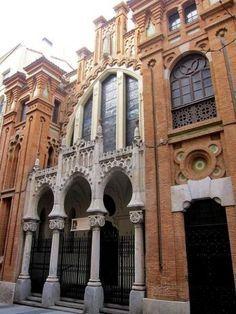 Iglesia de la Buena Dicha Madrid España.