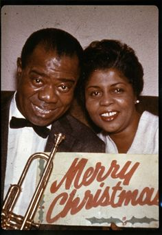 Louis & Lucille Armstrong