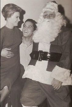 Elvis Presley in the Army | 1961 : Elvis spent the holidays with friends at the Sahara Hotel in ...