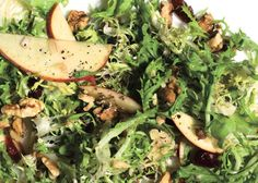 Michigan Salad - Salad with Apples and Cherries