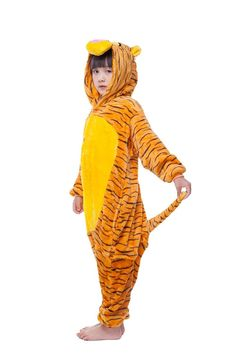 Children Unisex Onesies Kigurumi Pyjamas Fleece Animal Costumes -- Read more reviews of the product by visiting the link on the image.