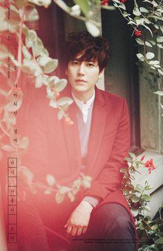 Kyuhyun is a handsome guy in more teaser images   allkpop.com
