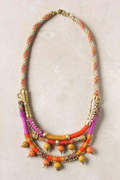 Bohemian Necklace | Boho Jewelry