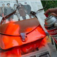 DIY fluor bag