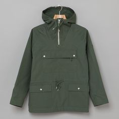 Norse Projects / Oi Polloi x Norse Projects Kaare Anorak (Green)