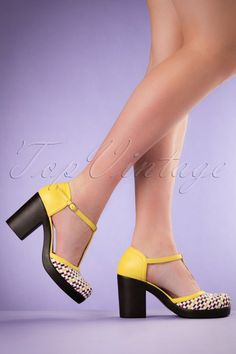LWow to Go Yellow Multicolor Pump 401 80 20080 02152017 001W