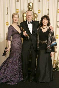 Meryl Streep Academy Award WinnersOscar