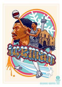 Posterized: An Australian Artists Tribute to Legendary Ballers