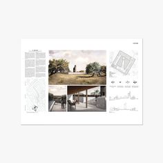 Cultural Center, Proposal, Line Art, Competition, Layout, Culture, Architecture, Drawings, Design