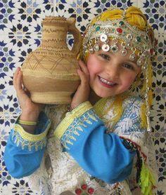 Moroccan Berber Amazigh Girl