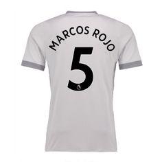 Man Utd Third Kit 2017/18 MARCOS ROJO