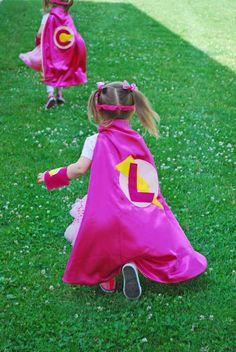 girly superhero Birthday Party Ideas | Photo 3 of 24 | Catch My Party