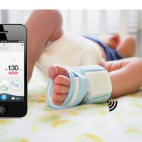 Smart Sock Hopes to Prevent Sudden Infant Death Syndrome