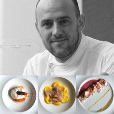 1 star - Chef Daniele Usai - Restaurant Il Tino - Ostia, Italy #italianfood #italianchef #italianrestaurant www.100ITA.com
