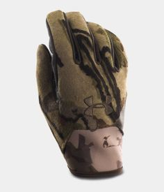 Men's UA Ridge Reaper® Trigger Gloves   Under Armour US