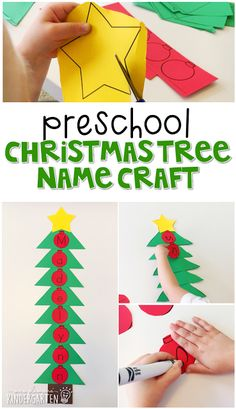 Feb Crafts for your preschool classroom. Fun craft projects for kids. Paint, paper, glue, scissors and more for tons of crafting fun! Preschool Christmas Crafts, Kindergarten Crafts, Christmas Activities, Preschool Crafts, Holiday Crafts, Crafts For Kids, Preschool Education, Class Activities, Classroom Activities