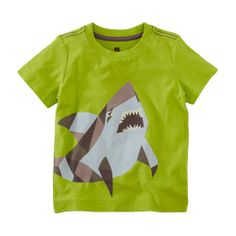 Mosaic Shark Graphic Tee from Tea Collection on Catalog Spree, my personal digital mall.